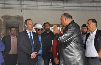 وزير الخارجية يتفقد مبنى السفارة الجديد بتونس  صور