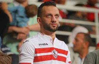 أمير مرتضى يحفز لاعبي الزمالك قبل السفر للمغرب