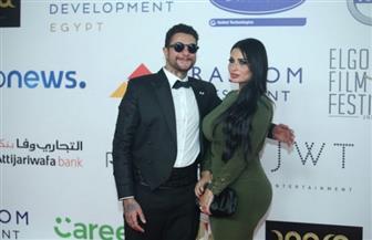 رسالة من ندى الكامل لزوجها أحمد الفيشاوى بعد فوزه فى مهرجان الدار البيضاء
