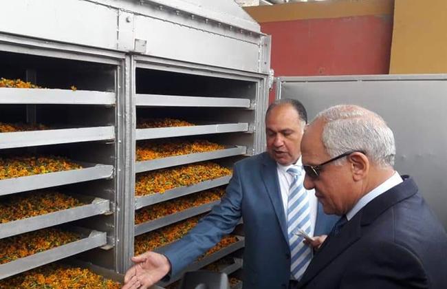محافظ الجيزة يفتتح مدرسة محمد جاد النجار بقرية الطرفاية بتكلفة 7 ملايين جنيه   صور -