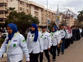 """بدء فعاليات مهرجان """"إزاي نبني بكرة"""" في جامعة الزقازيق"""