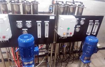 صحة الأقصر: شراء جهاز ضخ مياه لوحدة الغسيل الكلوي بالمستشفى العام | صور