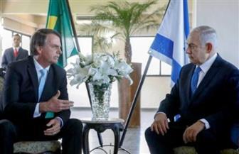 رئيس البرازيل يزور إسرائيل قبل أيام من انتخابات الكنيست