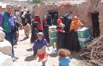 750 سلة غذائية ورعاية صحية لـ420 يتيما باليمن يقدمها مركز الملك سلمان للإغاثة | صور