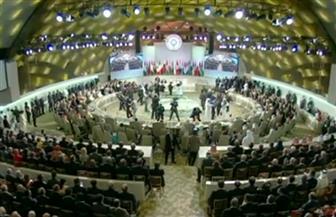 """""""أكد حق سوريا في الجولان ووجه رسالة قوية إلى إيران"""".. نص البيان الختامي للقمة العربية"""