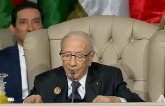الرئيس التونسي: قدمنا مبادرة مع مصر والجزائر لتسوية الأزمة الليبية