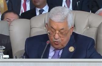 أبو مازن: الإدارة الأمريكية تسعى لتصفية القضية الفلسطينية