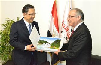 """""""المصريين الأحرار"""" يستقبل وفد الحزب الحاكم الصيني"""