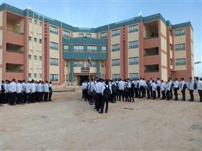 تعليم مطروح: 34 طالبا أدوا امتحان الالتحاق بالمدرسة النووية بالضبعة