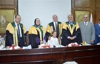 القصبي يشرف على رسالة دكتوراه في إدارة الأعمال بجامعة عين شمس
