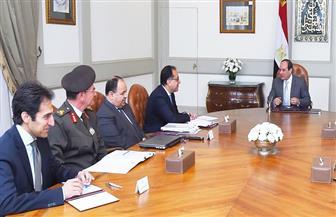 السيسي يجتمع برئيس الوزراء ويوجه بتركيز إستراتيجية الحكومة على الفئات الأكثر احتياجا