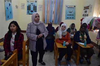اختتام المعرض الرابع للمجلس القومي للمرأة بمحافظة كفر الشيخ | صور