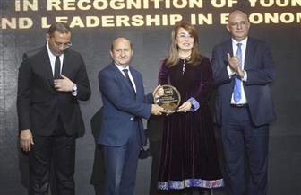 تكريم غادة والي كأكثر الوزراء تأثيرا لعام 2018   صور
