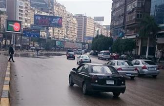 القابضة لمياه الشرب: سحب مياه الأمطار من شوارع القاهرة والجيزة