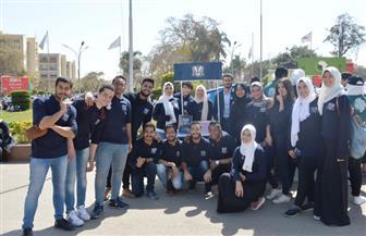 """""""المصير المشترك"""".. أولى أنشطة مركز دراسات طريق الحرير بجامعة عين شمس"""