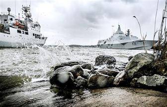 إصابة 7 جنود إثر تحطم زورق عسكري في السويد