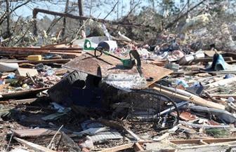 سبعة مفقودين في ولاية ألاباما الأمريكية بعد أعاصير دامية
