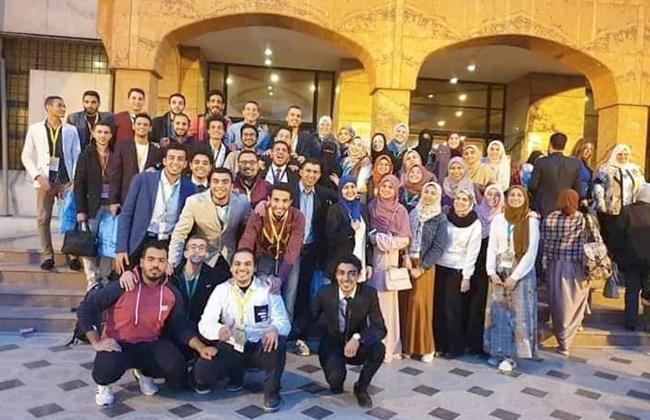 طلاب كلية أسنان الأزهر يحصدون المركز الأول على مستوى جامعات مصر -