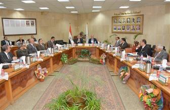 مجلس جامعة أسيوط يوافق على تعيين 28 أستاذا مساعدا | صور