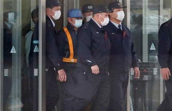 كارلوس غصن يغادر محبسه في اليابان متخفيا   صور