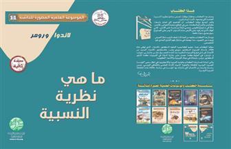 """""""ما هي نظرية النسبية"""".. كتاب جديد عن المؤسسة المصرية الروسية للثقافة والعلوم"""