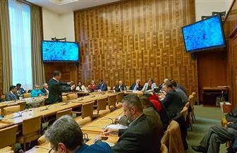 في مجلس حقوق الإنسان بجنيف.. حقوقيون يطالبون بتشكيل لجنة تحقيق دولية في دعم قطر للجماعات الإرهابية | صور