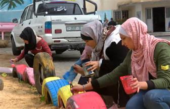 مبادرة شبابية لإضفاء روح البهجة للمرضى النفسيين بمستشفيات بغزة | فيديو