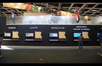 مصر تطلق حملة ترويجية جديدة بقمة العالم السياحية وتتوقع 25% زيادة فى عدد السائحين الألمان