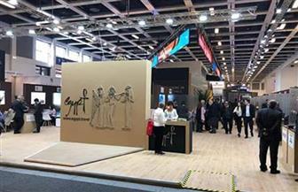 سفير مصر بألمانيا: السياحة الثقافية على رأس حملة مصر الترويجية في بورصة برلين | صور