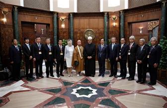 الإمام الأكبر: الأزهر حريص على التواصل مع المؤسسات الدينية لتحقيق الأمن والسلام العالمي