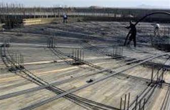 إنهاء 70٪ من أعمال تنفيذ محطة المعالجة بمدينة الزينية شمال الأقصر