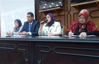 لقاء تعريفي بكفر الشيخ لأولياء الأمور لشرح برنامج تطوير التعليم | صور