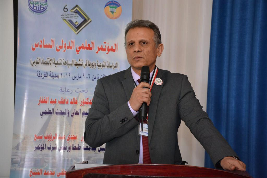 نائب رئيس جامعة طنطا: مصر تمتلك كل المقومات التي تضعها على ...