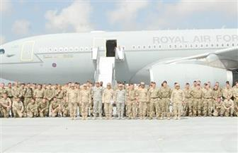 """ينفذ لأول مرة.. انطلاق فعاليات التدريب المصري البريطاني المشترك """"أحمس -1"""""""