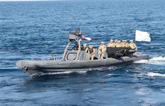 القوات البحرية والجوية المصرية والفرنسية تنفذان تدريبات مشتركة بالبحر الأحمر