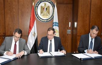 """""""ديا"""" الألمانية توقع اتفاقية للبحث عن البترول والغاز في مصر.. وتخطط لضخ استثمارات بنحو 700 مليون دولار"""