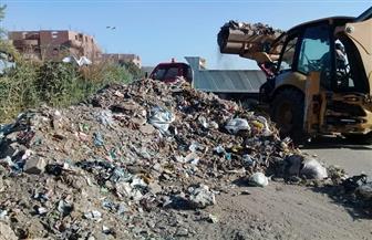 """""""المحافظين"""" يتقدم بمذكرة للرقابة الإدارية والتنمية المحلية بسبب انتشار القمامة بـ""""الغربية"""""""