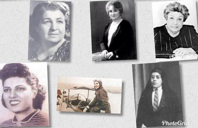 في اليوم العالمي للمرأة.. 9 رائدات مصريات لن ينساهن التاريخ   صور -