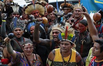 بعثة برازيلية في مهمة طويلة للصلح بين قبيلتين من السكان الأصليين في البلاد