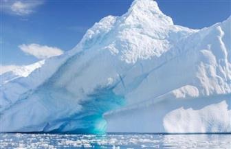 علماء يكتشفون لغز الجبال الجليدية الخضراء فى القارة القطبية