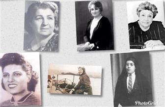 في اليوم العالمي للمرأة.. 9 رائدات مصريات لن ينساهن التاريخ | صور