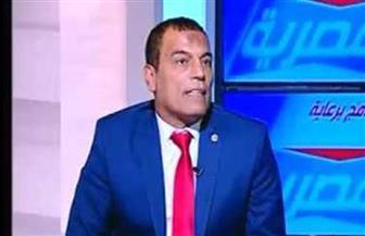 ناصر عباس: دعم الرئيس السيسي للمنتخب يزيد من فرصتنا لحصد اللقب الإفريقي الثامن