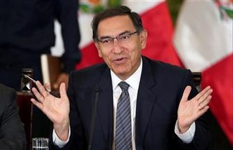 """برلمان بيرو يصوت على بدء إجراءات عزل الرئيس.. و""""فيزكارا"""" يصف القضية بأنها """"مؤامرة على الديمقراطية"""""""