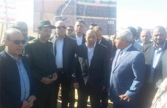 مجموعة وزارية تتابع استعدادات محافظة أسوان لاستضافة منتدى الشباب| صور
