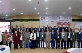 ختام فعاليات أعمال المؤتمر الدولي الثامن لجمعية الطب التكاملي واضطرابات النوم بالأقصر | صور