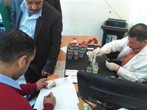 غادة والى: 1438 سائق حافلات مدرسية خضعوا لتحليل المخدرات خلال الفصل الدراسى الحالى   صور