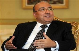 سفير مصر في التشيك يلتقي رئيس الحزب الديمقراطي المسيحي