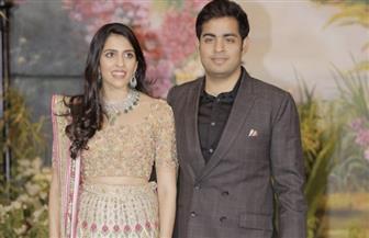 مومباي تشهد اليوم مراسم زفاف أثرى أثرياء الهند  صور