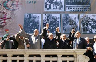 فيصل الجمال: ثورة 19 خرجت من رحم الأمة