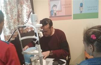 انطلاق أعمال القافلة الطبية المتخصصة للأطفال بالأقصر  صور